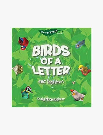 Birds of a Letter: ABC Together