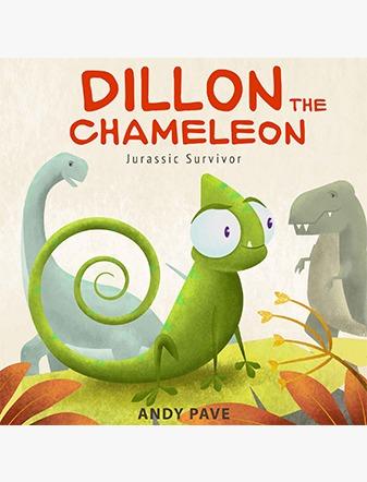 Dillon the Chameleon
