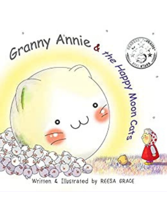 Granny Annie and the Happy Moon Cats