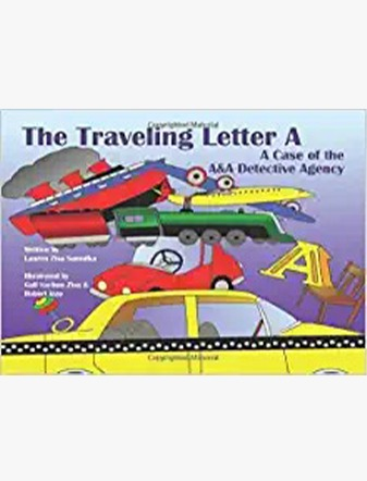 The Traveling Letter A: A Case of the A and A Detective Agency