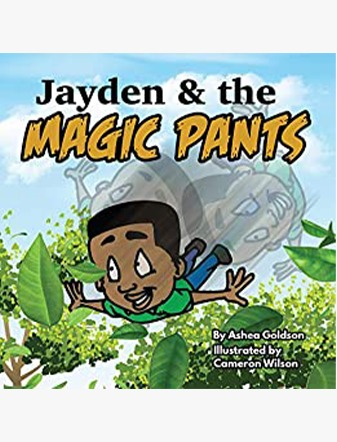 Jayden and the Magic Pants