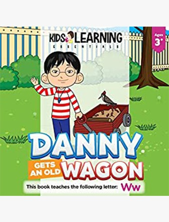 Danny Gets An Old Wagon