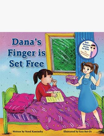 Dana's Finger Is Set Free