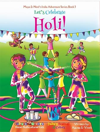 Let's Celebrate Holi!