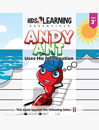 Andy Ant Uses His Imagination