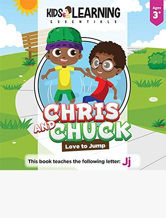 Chris And Chuck Love To Jump