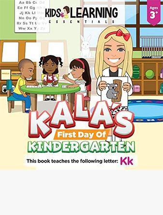 Kala's First Day Of Kindergarten