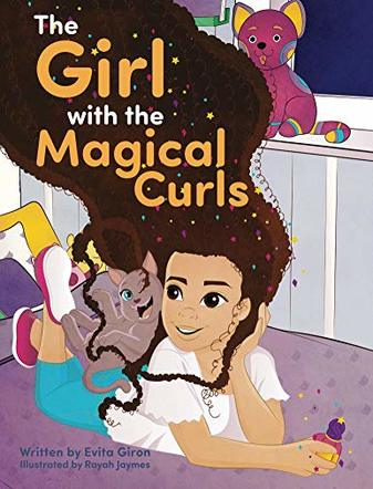 The Girl With The Magical Curls