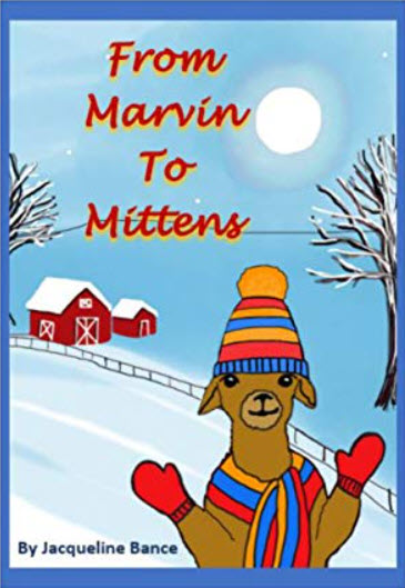 From Marvin To Mittens: Adventures of a Baby Alpaca