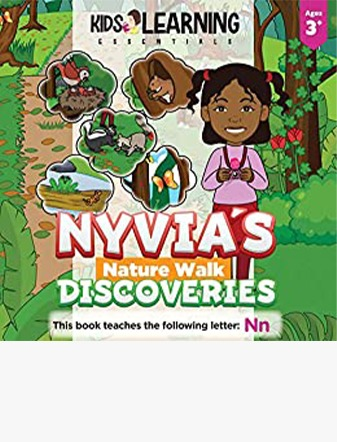 Nyvia's Nature Walk Discoveries