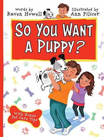 So You Want a Puppy
