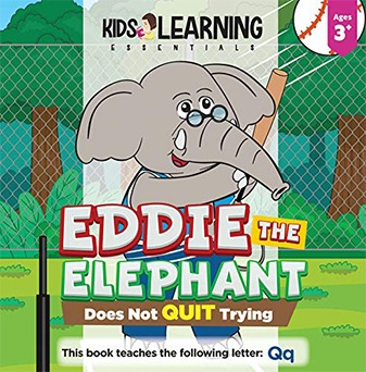 Eddie The Elephant Does Not Quit Trying