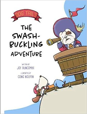 Dog Tails: The Swashbuckling Adventure
