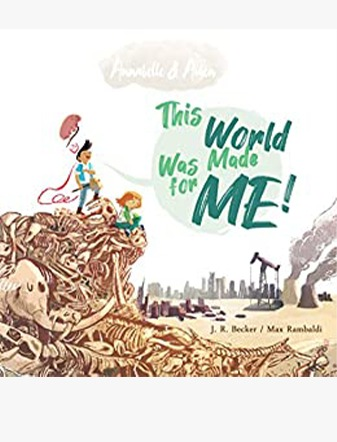 Annabelle and Aiden: This World Was Made For Me