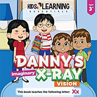 Danny's Imaginary X Ray Vision